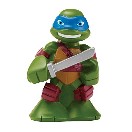 Teenage Mutant Ninja Turtles Refroidir Préalable Half Shell Heroes Leonardo Baignoire Arroseur Flottant Figure Action Figure