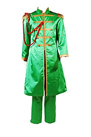 Daiendi The Beatles Sgt. Pepper's Lonely Hearts Club Band John Lennon Costume adult EU size Man XL