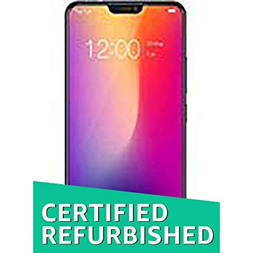 (CERTIFIED REFURBISHED) Vivo X21 1725 (Black) Without Offer
