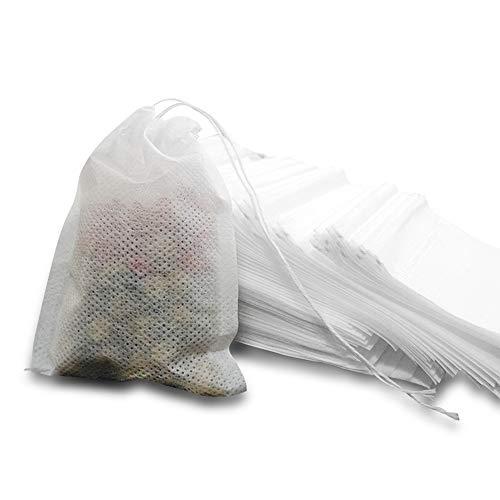 MOAMUN Bolsas de filtro de té