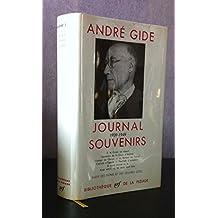 André Gide Journal 1939-1949 - souvenirs.