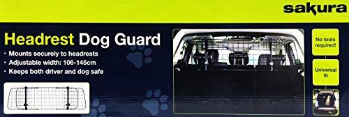 Sakura SS5259 Auto Hoofdsteun, Filet