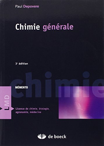 Chimie gnrale