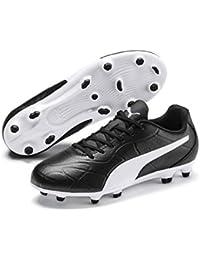 PUMA Unisex Kids' Monarch Fg Jr Football Shoe
