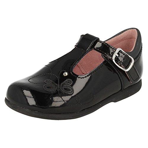 Start-rite, Scarpe stringate basse bambine Nero nero black patent