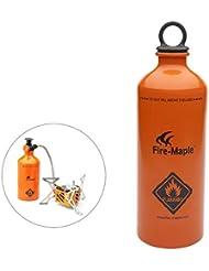 Fire-Maple FMS-B500 botella de combustible gasolina para horno hornillo estufa de aluminio 500ML