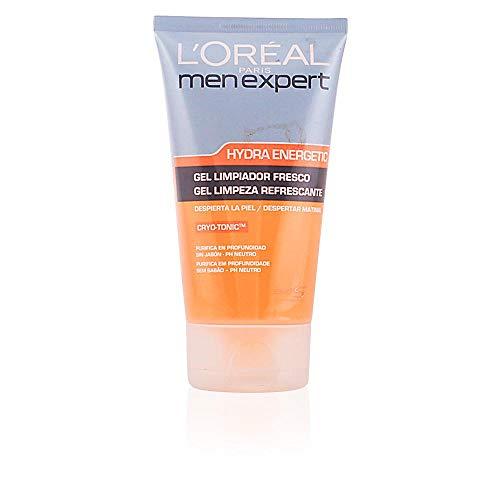 Best Face-wash Für Männer (L'Oreal Men Expert Hydra Energy, Reinigungsgel mit Aufwach-Kick, 150 ml)
