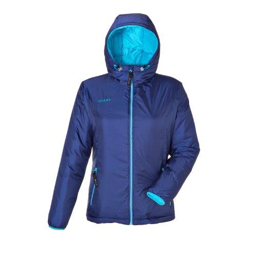 PYUA Damen Zip Jacket Solid, blueprint, 36, 500024-012