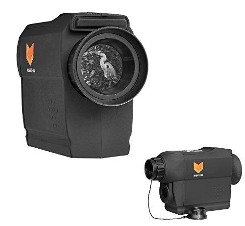 Nightfox 80R digitales Nachtsichtgerät mit Aufnahmefunktion Infrarot Monokular mit Zoom 5x30