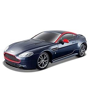 MaistoTech 81067 - Coche RC Aston Martin V8 Vantage S (colores surtidos) - Escala 1/24