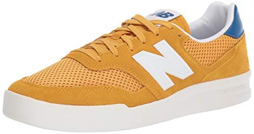 New Balance CRT300v2, Scarpe da Tennis Uomo, Oro Golden, 42 EU