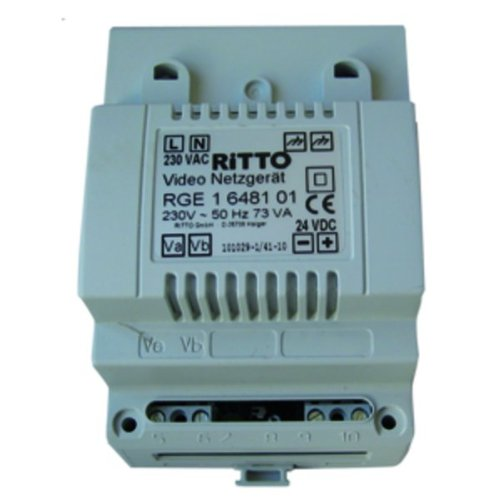 Video Power Supply RGE1648102 - Ritto, Ratingen (RGE1648102)