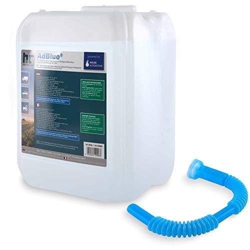 AdBlue® 10 L - Auto Harnstofflösung von Kruse  Automotive verringert Emissionen von Stickstoffoxiden um 90{afc7b38011779af03d74f796216ddf589551af062c22dffcf592a4bec5239701} bei SCR-Systemen - Höfer Chemie