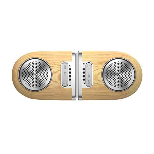 CE-LXYYD OVEVO Bluetooth Lautsprecher, wasserdichte tragbare Indoor/Outdoor 30W Wireless Stereo Pairing boomenden Bass Lautsprecher, 8-Stunden-Spielzeit mit 1000mAh Power Bank, langlebig für Camping (Sirius Xm Radio Tuner)