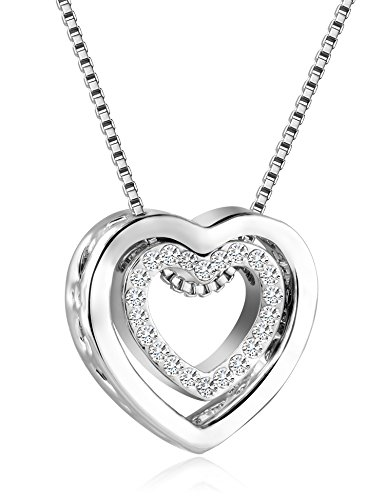 murtoo-double-heart-white-gold-plated-necklace-decorated-with-swarovski-crystal-you-are-always-in-my