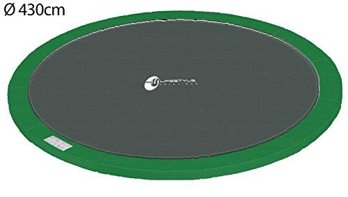 Preisvergleich Produktbild L-P-430 (G) Randabdeckung für Trampolin 4.30m Ø - Planenmaterial mit Gewebe