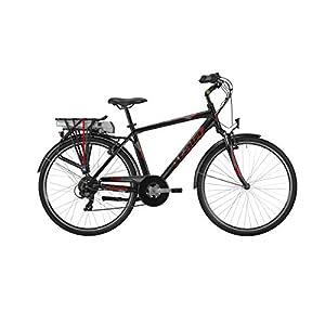 415GcP7o%2BML. SS300 Atala Bici ELETTRICA E-Bike Trekking Front Ruota 28 Run FS Forcella Ammortizzata 300 WH Man BAFANG 25 NM Gamma 2019