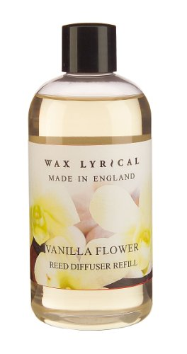 Wax-Lyrical-250-ml-Reed-Diffuser-Refill-Vanilla-Flower