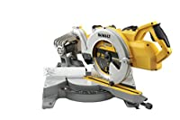 DEWALT DCS778N 250 mm 54 V XR Flexvolt Cordless Mitre Saw - Yellow/Black