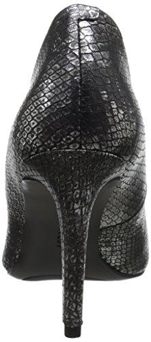Pompa Vestito metallizzato occidentale Handjive Nove Black