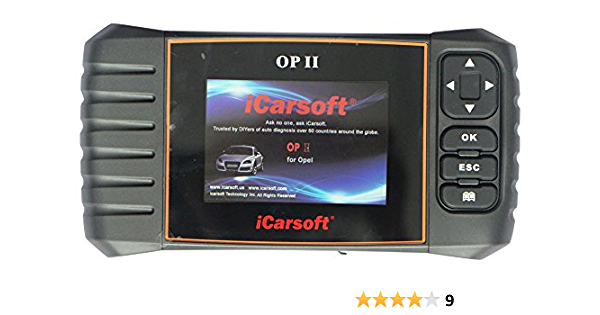 Opel Obdii Diy Scan Tools Icarsoft Op Ii Multi Systems Scanner Auto