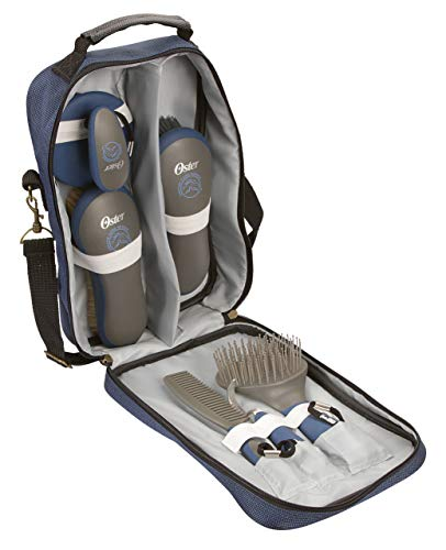 Oster Professional, Kit Grooming, 7 Pezzi