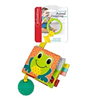 Infantino Link & Crinkle Animal Counting Book