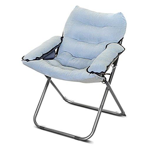 L&J Portable, chaises Pliantes,Ménage Chaise Longue Chaise Chaise Longue de Patio pour Office Plage extérieure Piscine Jardin Balcon Pique-Nique,Charge 150kg,Chaises de Patio inclinables-A