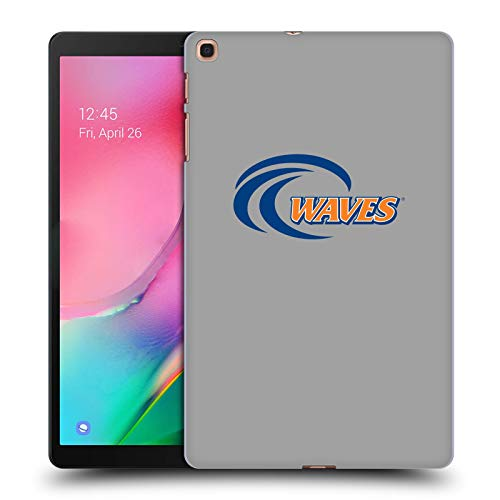 Head Case Designs Offizielle Pepperdine University Wellen Harte Rueckseiten Huelle kompatibel mit Samsung Galaxy Tab A 10.1 (2019) Pepperdine University