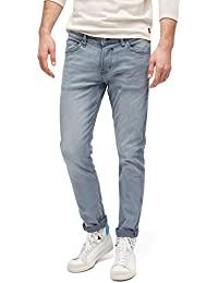 TOM TAILOR Denim Herren Hose Super Slim Piers Colordenim