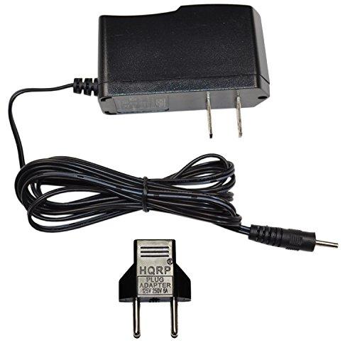HQRP Chargeur/Adaptateur Secteur pour Motorola Babyphone MBP33/MBP35/MBP36/MBP43/MBP43BU Ecoute-bébé