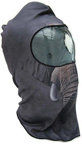 Face/Maske/Kapuze/balacalva 'Elefant