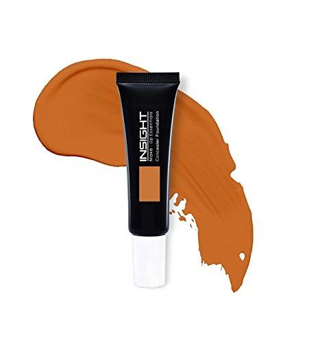 INSIGHT Concealer Foundation All Shades, 20ML By Futureindia (06-Warm Beige)