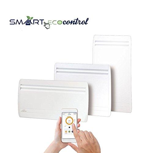 Radiateur actua smart ecocontrol - vertical - 1500w - airelec