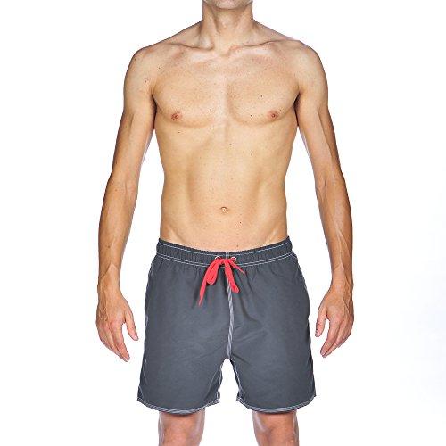 arena maillot fundamentals solid boxer short de bain mon