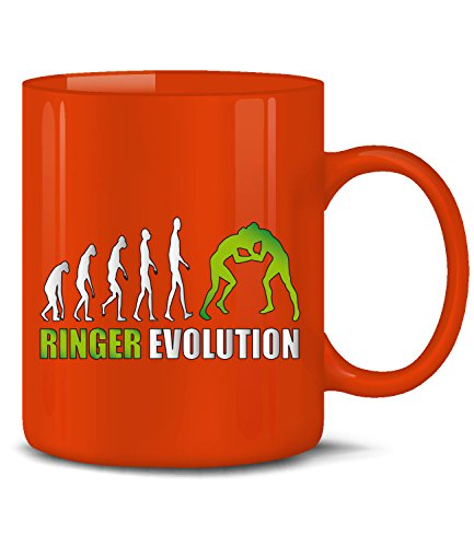 RINGER EVOLUTION 4674(Rot-Grün) (Ringer-box)