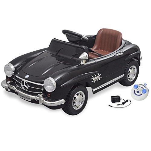vidaXL Elektro Kinder Auto Lizenz Mercedes-Benz 300SL Fahrzeug mit Fernbedienung*