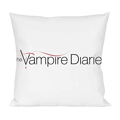 The Vampire Diaries Pillow (Graphic Tv-show Tees)