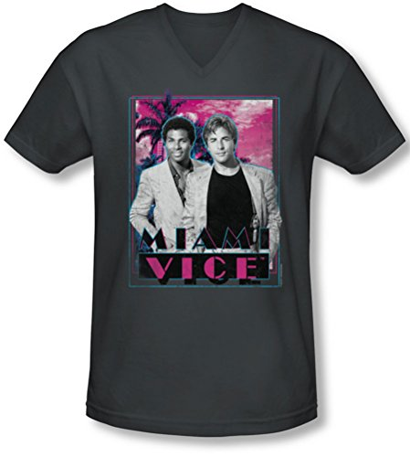 Men's Officially Licensed Miami Vice T-shirt