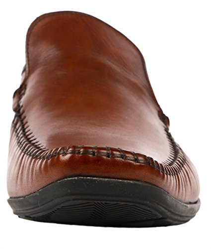 Clarks Ferro Step 20354180, Scarpe chiuse uomo Marrone (Braun (Tan Leather))