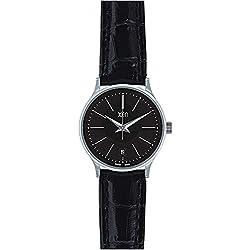 XEN Damenuhr schwarz XQ0029