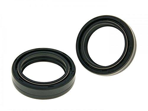 Tele onda anillos de sellado combinadas (35x 48x 11Para Aprilia, Honda, Kawasaki