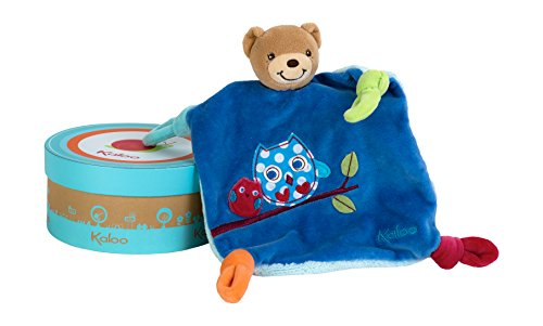 Kaloo K963262 - Colors Doudou Orsetto, Multicolore, 20 cm