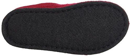 Haflinger - Flair Sassy, Pantofole Unisex – Adulto Rot (Ziegelrot)