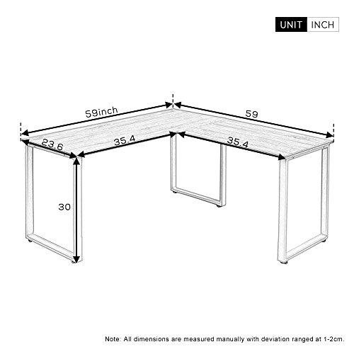 large l shaped office desk. life carver sturdy large lshaped office desk l shaped