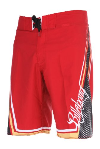 Billabong Occy Cross Over Short de bain pour homme rouge