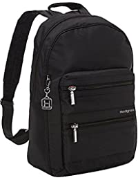 Hedgren Inner City Mochila, 40 cm, Black