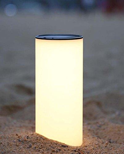 Tischleuchte Portable Nachtlicht - Touch-Sensor LED-Lampe Wireless Mood Light Nachttischlampe für Baby-Schlafzimmer im Freien Cordless One-Griff-Design Best Choice als (Choice Griff)