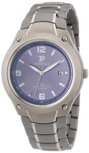 Time Piece Herren-Armbanduhr XL Titan Analog Quarz TPGT-50228-31M