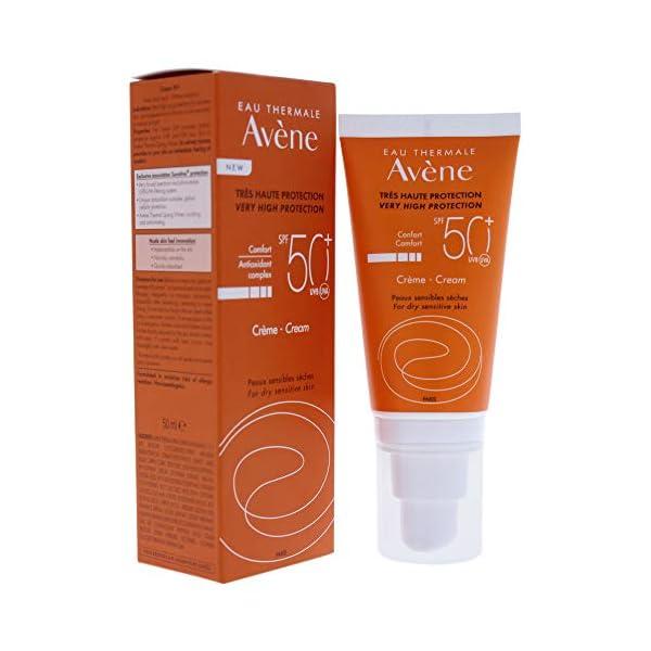 Avène Solar Crema Pantalla Física Piel Intolerante SPF 50 – 50 ml
